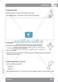 Unterricht auf dem Schulhof: Writing Preview 16
