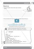 Unterricht auf dem Schulhof: Writing Preview 5