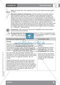 Unterricht auf dem Schulhof: Writing Preview 6