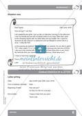 Unterricht auf dem Schulhof: Writing Preview 8