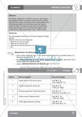 Unterricht auf dem Schulhof: Grammar Preview 9