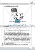 Märchenwerkstatt und Portfolio: Märchen und Märchenaufschreiber kennenlernen Preview 5