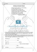 Soziales Lernen im Religionsunterricht: Nächstenliebe und Helfen Preview 16