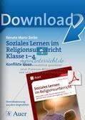 Soziales Lernen im Religionsunterricht: Konflikte lösen Preview 1