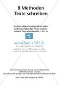 Methodensammlung: Texte schreiben Preview 2
