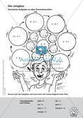 Rechenmandalas: Multiplikation und Division Preview 16