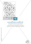 Rechenmandalas: Multiplikation und Division Preview 26