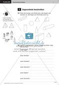 Eigenschaften geometrischer Körper Preview 4