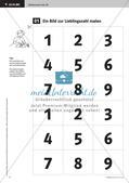 Zahlaspekte im Zahlenraum bis 10 Preview 4
