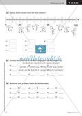 Zahlenschnur und Zahlenstrahl Preview 10