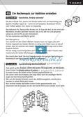 Einführung von Addition und Subtraktion Preview 4