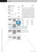 Zahldarstellungen: Stellenwerttabelle und Hunderterfeld Preview 12