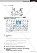 Zahldarstellungen: Stellenwerttabelle und Hunderterfeld Preview 5