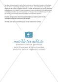 Präsentationsregeln: Vorstellung eines Steckbriefs Preview 2