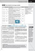 Präsentationsregeln: Vorstellung eines Steckbriefs Preview 6