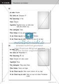 Präsentationsregeln: Vorstellung eines Steckbriefs Preview 9