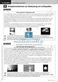 Optik: Lichtquellen und Ausbreitung des Lichts Preview 4