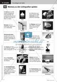 Optik: Lichtquellen und Ausbreitung des Lichts Preview 6