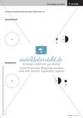 Optik: Schattenbildung und Phänomene der Finsternis Preview 9
