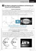 Optik: Reflexion und Brechung Preview 10
