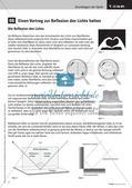 Optik: Reflexion und Brechung Preview 4