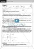 Optik: Stationenrallye zu Lupe, Fotoapparat und Co. Preview 5