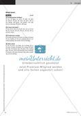 Kooperative Methoden zu Present tenses Preview 13