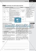 Methodentraining: Erarbeitung und Zusammenfassung von Texten Preview 5