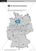 Unterrichtsstunden zum politischen System der BRD: Staatsaufbau Deutschlands Preview 4