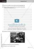 Bilder ordnen - Verbindungssätze erarbeiten; Stationenarbeit Preview 13