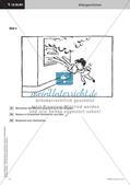 Bildrallye durchführen - Schreibregeln erarbeiten   Schreiben einer Bildergeschichte   Stafettenpräsentation Preview 6
