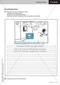 Bildrallye durchführen - Schreibregeln erarbeiten   Schreiben einer Bildergeschichte   Stafettenpräsentation Preview 9