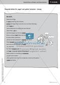 Treffende Wörter und Satzanfänge verwenden   Lernspirale   Stafettenpräsentation Preview 11