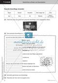 Treffende Wörter und Satzanfänge verwenden   Lernspirale   Stafettenpräsentation Preview 14