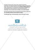 Treffende Wörter und Satzanfänge verwenden   Lernspirale   Stafettenpräsentation Preview 2
