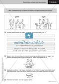 Treffende Wörter und Satzanfänge verwenden   Lernspirale   Stafettenpräsentation Preview 9