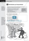 Merkmale einer Inhaltsangabe; Lernspirale; Präsentation; freies Reden; Methoden der Texterschließung Preview 13
