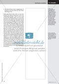 Merkmale einer Inhaltsangabe; Lernspirale; Präsentation; freies Reden; Methoden der Texterschließung Preview 14