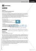 Merkmale einer Inhaltsangabe; Lernspirale; Präsentation; freies Reden; Methoden der Texterschließung Preview 8