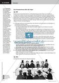 """John Maynard - Theodor Fontane; Lernspirale; Begriff des """"Helden"""" reflektieren; Inhalt und Hintergrund einer Ballade rekonstruieren; Rollenspiel Preview 11"""