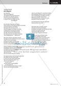 """John Maynard - Theodor Fontane; Lernspirale; Begriff des """"Helden"""" reflektieren; Inhalt und Hintergrund einer Ballade rekonstruieren; Rollenspiel Preview 12"""