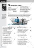 """John Maynard - Theodor Fontane; Lernspirale; Begriff des """"Helden"""" reflektieren; Inhalt und Hintergrund einer Ballade rekonstruieren; Rollenspiel Preview 7"""