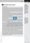 Der Handschuh - Friedrich Schiller; Lernspirale; produktive Gestaltung von Leseerwartung; Rollenspiel Preview 7