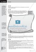 Der Handschuh - Friedrich Schiller; Lernspirale; produktive Gestaltung von Leseerwartung; Rollenspiel Preview 8
