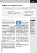 Der Handschuh - Friedrich Schiller; Lernspirale; produktive Gestaltung von Leseerwartung; Rollenspiel Preview 9