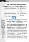 Die Bürgschaft - Friedrich Schiller;  Grafische Darstellung des Spannungsverlaufs einer Ballade; Präsentation Preview 3