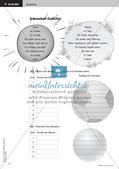 Gedichte lesen, erarbeiten und gestalten  freies Reden    kreativer Umgang zur Sprache   Präsentation Preview 13
