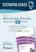 Bibel und Altes Testament Preview 1