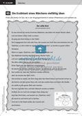 Märchen: Inhaltlich und sprachlich analysieren Preview 10