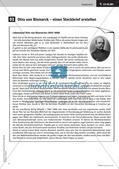 Fertige Unterrichtsstunde zum Kaiserreich: Otto von Bismarck Preview 4